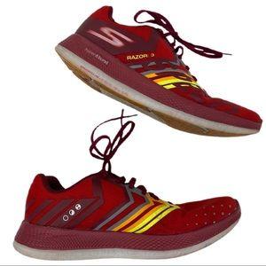 SKETCHERS Performance Razor 3 Hyper Burst Sneaker